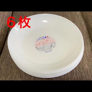 ヤマザキセイパン(山崎製パン)のヤマザキ春のパン祭り  2021  白いお皿 6枚セット(食器)