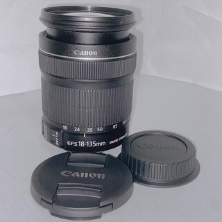 Canon - 【美品】 Canon EF-S 18-135mm f3.5-5.6 IS STM