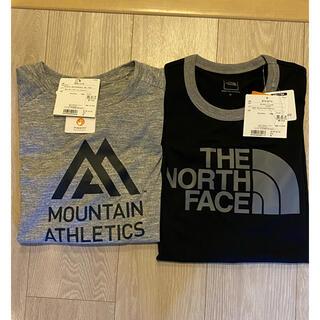 THE NORTH FACE - ノースフェイス 新品タグ付 Tシャツ Mサイズ 2枚セット