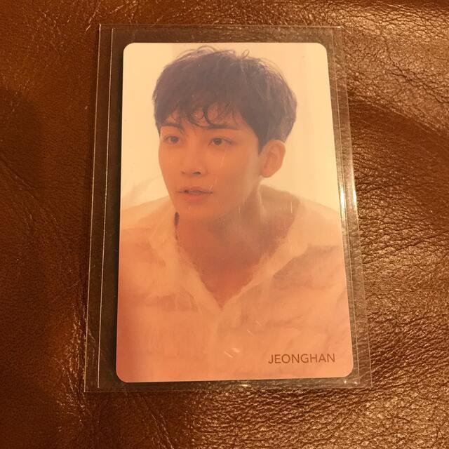 SEVENTEEN(セブンティーン)のSEVENTEEN ジョンハン 舞い落ちる花びら トレカ エンタメ/ホビーのCD(K-POP/アジア)の商品写真