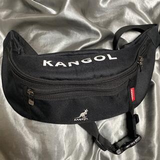 カンゴール(KANGOL)のカンゴル(ウエストポーチ)