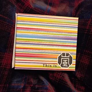 アラシ(嵐)のThis is 嵐(初回限定盤/Blu-ray Disc付)(ポップス/ロック(邦楽))