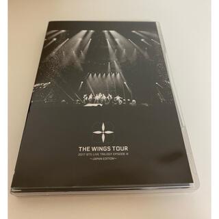 防弾少年団(BTS) - BTS wings tour DVD