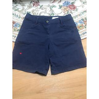 マンシングウェア(Munsingwear)のマンシングウェア ゴルフウェア レディース  ハーフパンツ 11号(ウエア)
