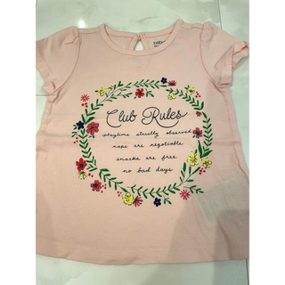 babyGAP - GAP Tシャツ 花柄 女の子