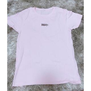 bibiy tシャツ(Tシャツ/カットソー(半袖/袖なし))