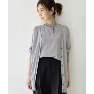 L'Appartement DEUXIEME CLASSE - タグつき未使用Knit Cardigan,Knit Pullover36