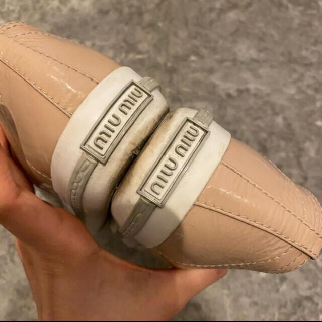 miumiu(ミュウミュウ)のmiumiu スニーカー ミュウミュウ レディースの靴/シューズ(スニーカー)の商品写真
