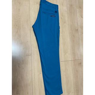 PEARLY GATES - 美品 JB ドット柄ブルー パンツ メンズ サイズ4