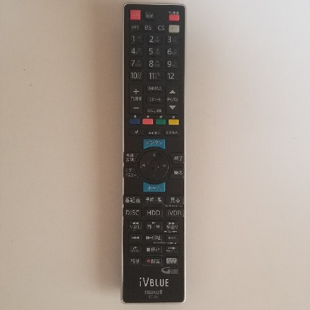 maxell(マクセル)のマクセル BIV-WS500 iVDRスロット搭載 スマホ/家電/カメラのテレビ/映像機器(ブルーレイレコーダー)の商品写真