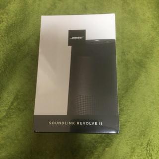 ボーズ(BOSE)の新品!BoseワイヤレススピーカーSound Link Revolve II (スピーカー)