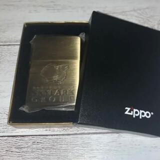 ZIPPO - すかいらーく 金色ジッポー