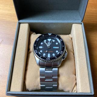 セイコー(SEIKO)のSEIKO ブラックボーイ ダイバーズ 逆輸入 7S26-0020(腕時計(アナログ))