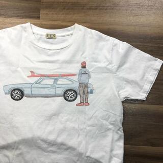 Ron Herman - 美品 TES テス 半袖 Tシャツ XL 白 サーフ