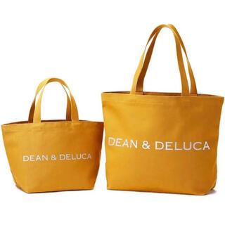 DEAN & DELUCA - 【新品】DEAN&DELUCAチャリティートート キャラメルイエロー L