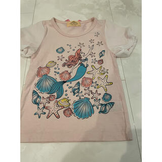 Disney - プリンセス アリエル Tシャツ