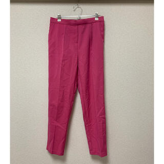 ZARA - カラーパンツ ピンク