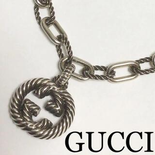 Gucci - 本日価格☆正規品☆GUCCI シルバーブレスレット