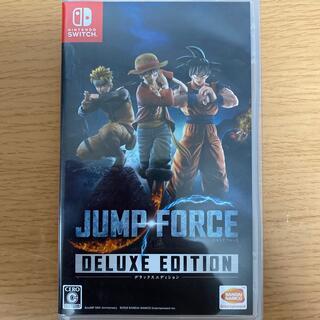 バンダイナムコエンターテインメント(BANDAI NAMCO Entertainment)のJUMP FORCE デラックスエディション Switch(家庭用ゲームソフト)
