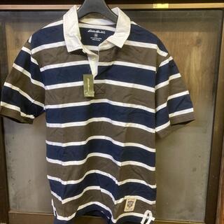 エディーバウアー(Eddie Bauer)の未使用、エディーバウアー、ポロシャツMサイズ(ポロシャツ)