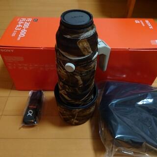 SONY - 超美品SEL200600G  レンズコート付 ソニー3年ベーシック保証残あり