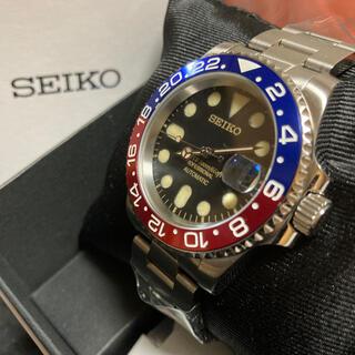 セイコー(SEIKO)のセイコー GMT カスタム ビンテージ(腕時計(アナログ))