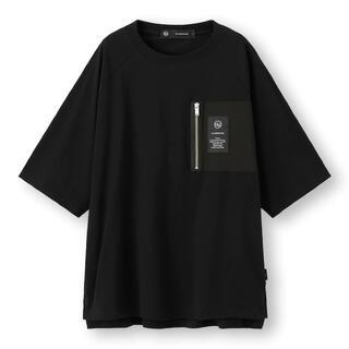 UNDERCOVER - 黒S新品 GU UNDERCOVER ジップポケットT Tシャツ アンダーカバー