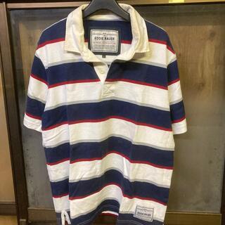 エディーバウアー(Eddie Bauer)のエディーバウアー、ポロシャツ、Lサイズ(ポロシャツ)