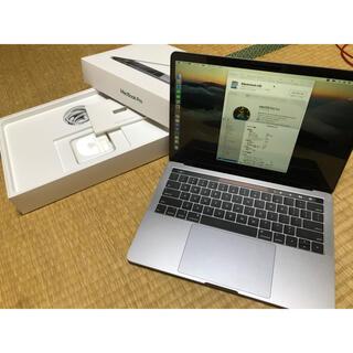 Apple - Macbook Pro 13インチ 2019年 USキーボード 16GB