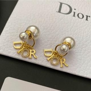 Dior - Dior ディオール 人気ピアス♡ 数量限定