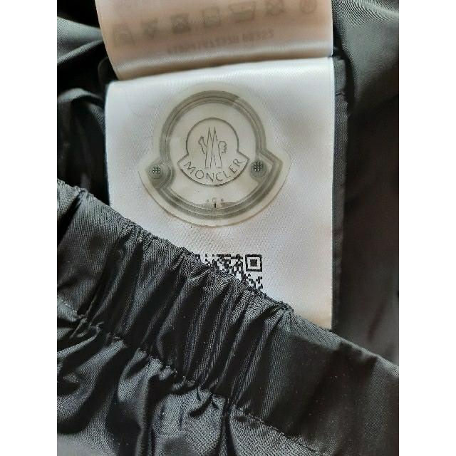 MONCLER(モンクレール)の⭐eve 様ご専用  MONCLER   ブルゾン  ブラック希少14A メンズのジャケット/アウター(ブルゾン)の商品写真