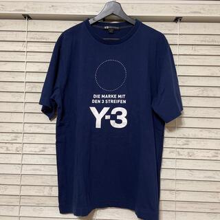 Y-3 - Y-3 半袖カットソー