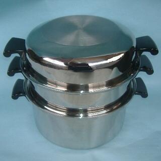アムウェイ(Amway)の【未使用】アムウェイ クィーン 6L シチューパンセット(調理道具/製菓道具)