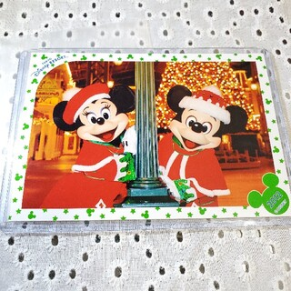 ディズニー(Disney)のディズニースペシャルフォト スペフォ 2012 クリスマス ミッキーミニー(キャラクターグッズ)