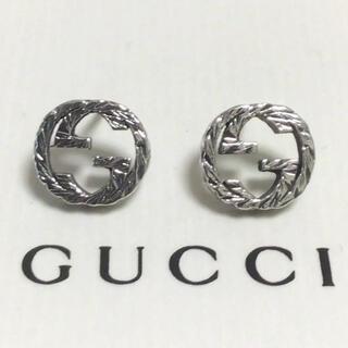 Gucci - 本日価格☆正規品☆GUCCI インターロッキングG ピアス