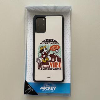 ディズニー(Disney)の『訳あり』ディズニーミッキースマホケースGALAXY s20+(Androidケース)