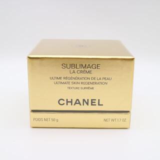 CHANEL - シャネル サブリマージュ ラ クレームN 未使用品