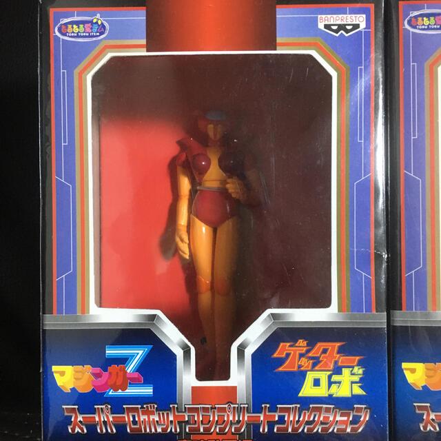 BANPRESTO(バンプレスト)のマジンガーZ フィギュア 未開封品 まとめ売り エンタメ/ホビーのおもちゃ/ぬいぐるみ(キャラクターグッズ)の商品写真