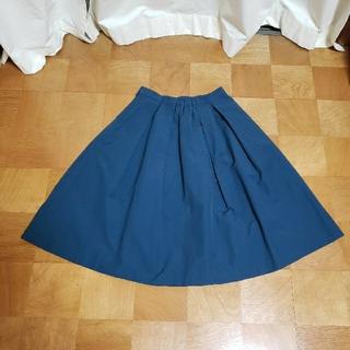 エージーバイアクアガール(AG by aquagirl)のスカート ひざ丈 AG by aquagiaqua girl(ひざ丈スカート)