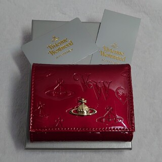 Vivienne Westwood - ヴィヴィアン ウエストウッド Vivienne Westwood  3つ折り財布