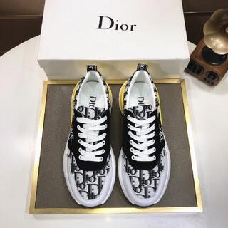 Christian Dior - 21SS極美品【Christian Dior】スニーカーー105532