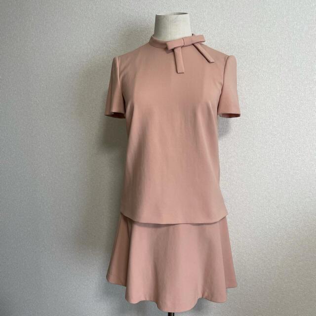 RED VALENTINO(レッドヴァレンティノ)の【RED VALENTINO】レッドヴァレンティノセットアップスーツ レディースのフォーマル/ドレス(スーツ)の商品写真