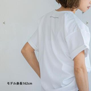 DEUXIEME CLASSE - DAMEFRANK ダムフランク ロゴTシャツ