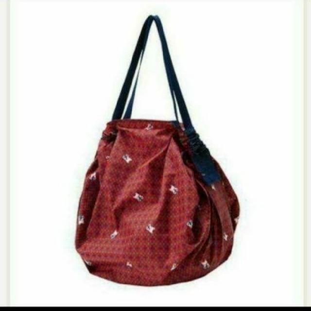 familiar(ファミリア)のファミリア エコバック シュパットM 新品 レディースのバッグ(エコバッグ)の商品写真