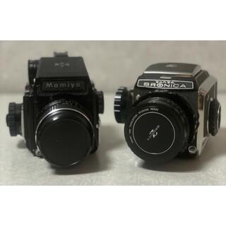 MAMIYA M645 ゼンザブロニカ 中判カメラ ※ジャンク