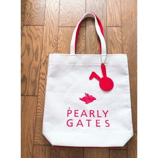 パーリーゲイツ(PEARLY GATES)のパーリーゲイツ トートバック(バッグ)