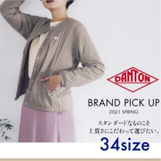 DANTON - DANTON インサレーション ジャケット コンパクト ダントン 34 Sサイズ