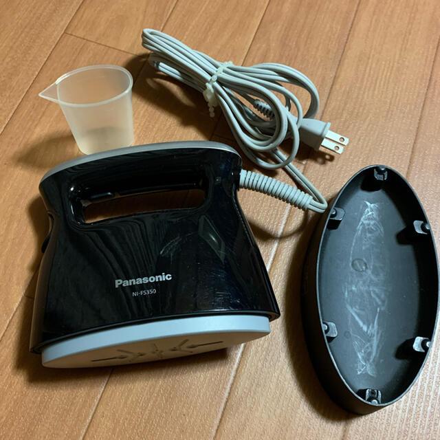 Panasonic(パナソニック)のスチーマー スマホ/家電/カメラの生活家電(アイロン)の商品写真