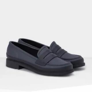 ハンター(HUNTER)のHUNTER ペニーローファー UK6(ローファー/革靴)