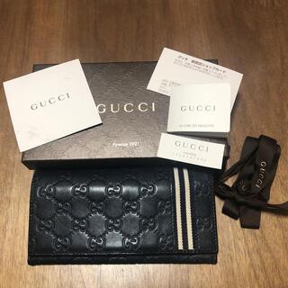 グッチ(Gucci)のGUCCI メンズ長財布(長財布)